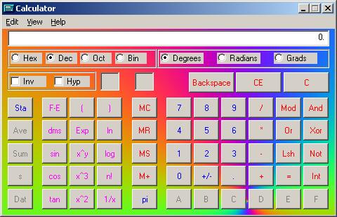 music-calculator